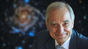 French astrophysicist André Brahic