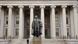 Le déficit du budget de l'Etat fédéral a bondi de 218% pour l'exercice clos en septembre, par rapport à l'année dernière, selon le Trésor américain.