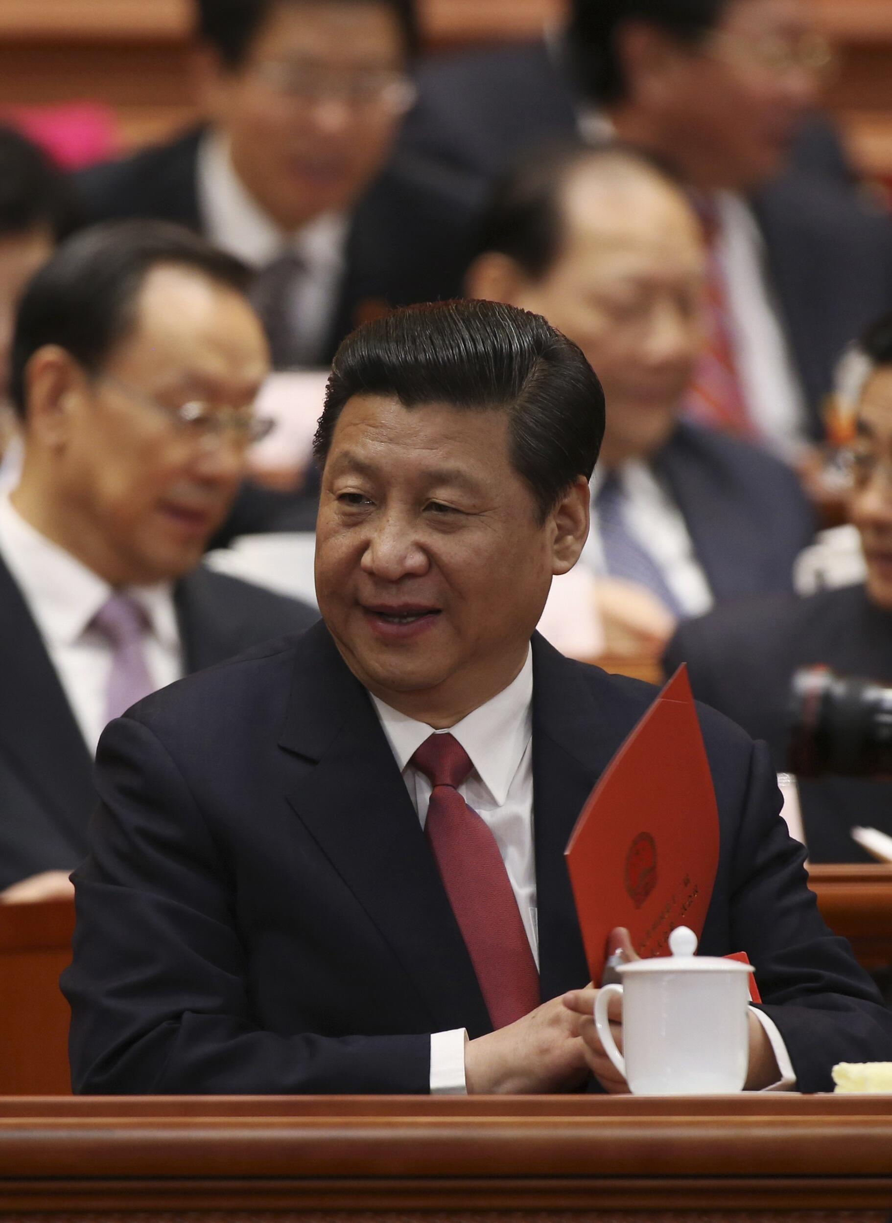 Aos 59 anos, Xi Jinping sucede a Hu Jintao na presidência da China.