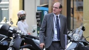 Jean Castex will appear on Friday's TF1 evening news programme.