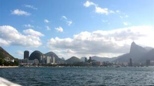 Vista do Rio de Janeiro, onde os hotéis já anunciam preços salgados durante o Mundial.