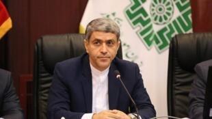 علی طیب نیا وزیر اقتصاد و دارایی دولت یازدهم