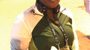 Maryam Usman, wadda ta wakilci Najeriya a gasar daga nauyi na kilogram 75 ajin mata, a wasannin Olympics da ya gudana a Beijing, shekara ta 2008