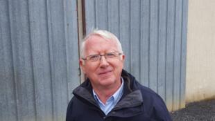 Hubert Boizard, chargé de mission à l'Institut National de la Recherche Agronomique en retraite.