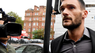Hugo Lloris was twice the legal drink drive limit when police stopped his car in London in August.