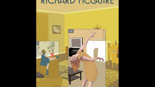 Avec «Ici», Richard McGuire raconte l'histoire d'un même lieu sur 3 milliards d'années.