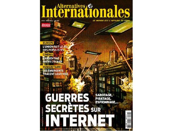 «Alternatives internationales», juin 2013.