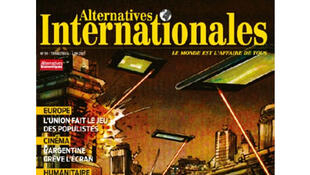 «Alternatives internationales», juin 2013.