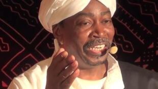 L'artiste Habib Dembélé est l'un des derniers candidats déclarés pour la présidentielle malienne de juillet.