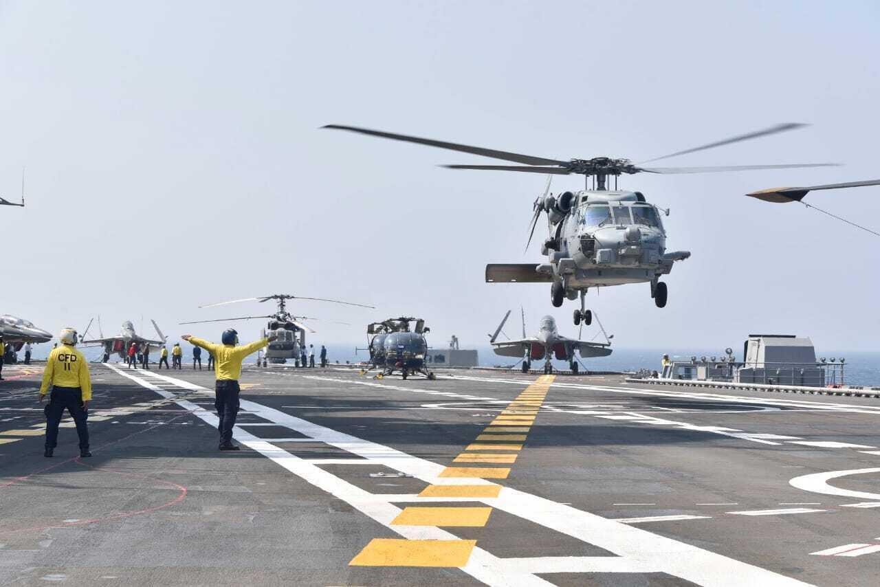 Indo-Pacifique - exercice militaire - Malabar