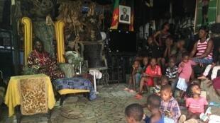 chef accueil refugies cameroun zones anglophones