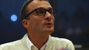 O diretor do Instituto de Radiofísica Aplicada de Lausanne, François Bochud.