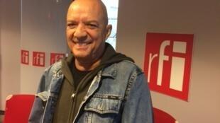 Roland Brival à RFI.