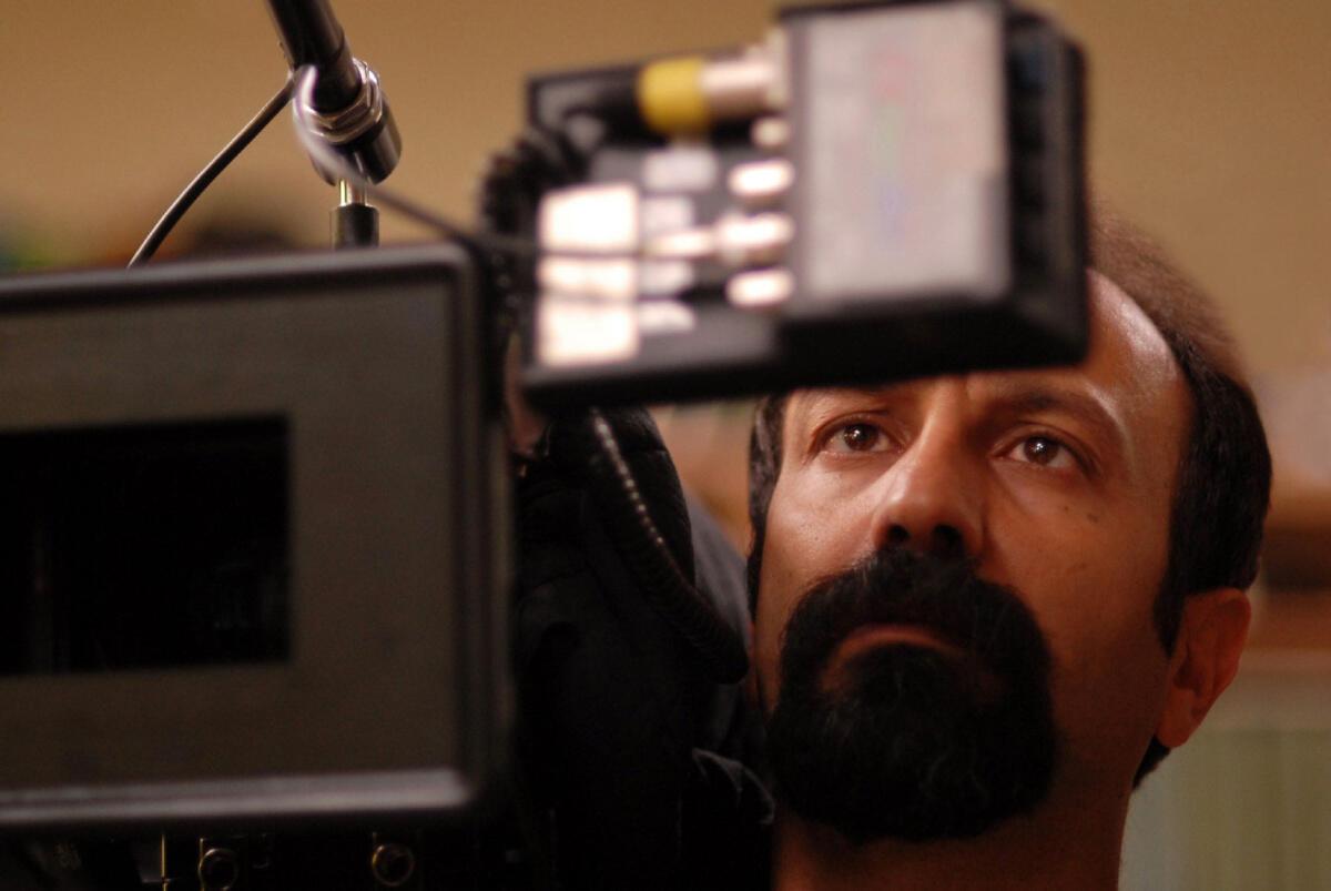 اصغر فرهادی، کارگردان ایرانی