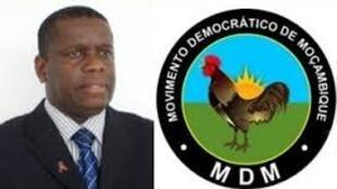 Daviz Simango, Presidente do Movimento democrático de Moçambique, acaverde.blogspot.com