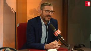 Matthieu Orphelin sur RFi le 31 octobre 2018.