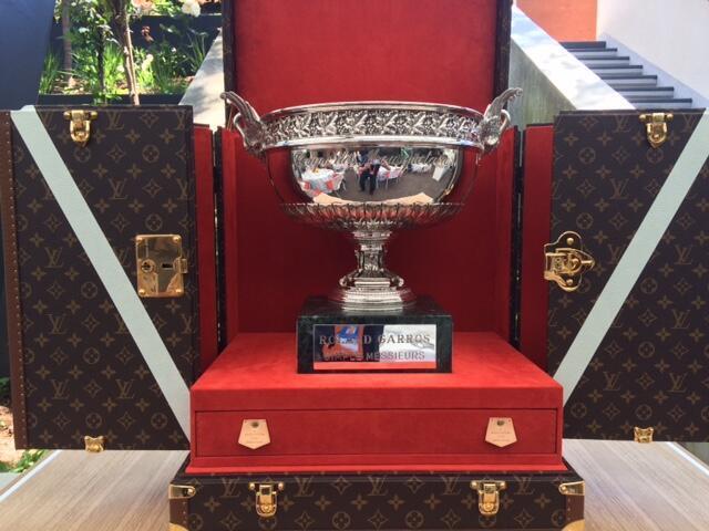 «Кубок мушкетеров» — главный приз соревнований в мужском одиночном разряде