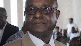 Richard Kodjo, secrétaire général du FPI.