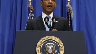 Les Etats-Unis, présidés par Barack Obama, expérimentent la reprise la plus vigoureuse.