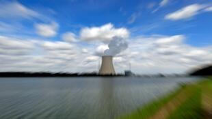 La centrale d'Eschenbach en Allemagne. Toutes les centrales nucléaires du pays seront arrêtées d'ici 2022.