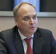 俄羅斯駐美國大使安托諾夫
