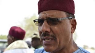 L'ancien ministre de l'Intérieur, Mohamed Bazoum, est candidat à l'élection présidentielle nigérienne du 27 décembre.