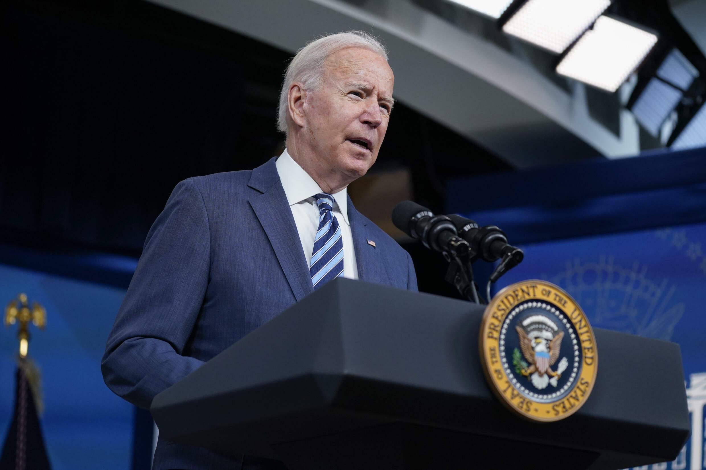 Joe Biden - Etats-Unis - Ida - tempête - ouragan