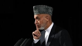 Le président afghan Hamid Karzaï (ici en septembre 2013) semble ne pas vouloir être le pion des Américains.