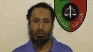 Saadi Kadhafi, da ga tsohon shugaban kasar Libya Mu'ammar Ghaddafi.