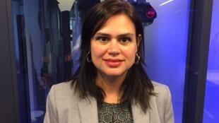 A brasileira Silvia Capanema começou sua carreira política na França como vereadora