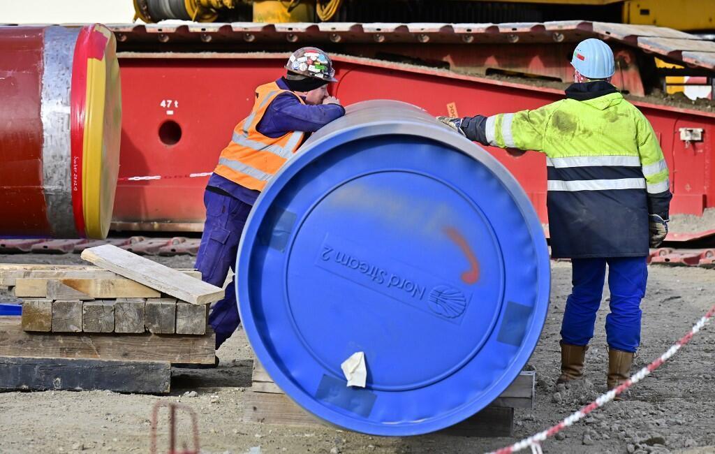 Строительство газопровода «Северный поток-2» завершат несмотря на американские санкции.