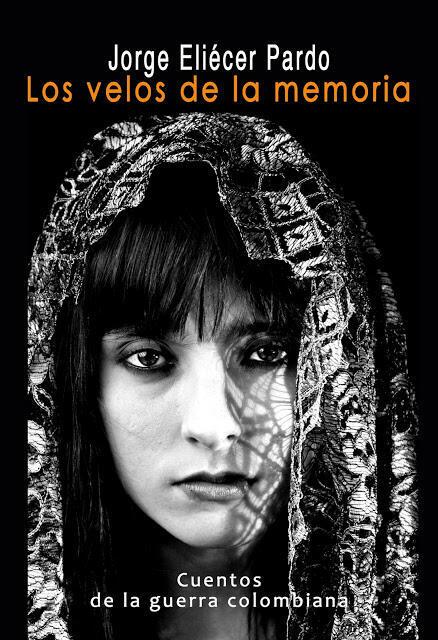 La actriz Elisa Giraldo Garnier en la portada del libro.