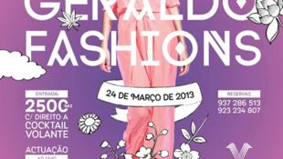 Visuel d'un évènement organisé par Geraldo Fashions.