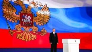 俄羅斯總統普京於當地時間3月1日向俄聯邦議會發表了2018年國情咨文
