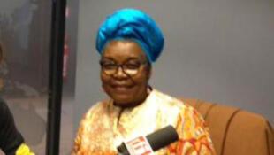 Alice Nkom, présidente de l'Adefho.