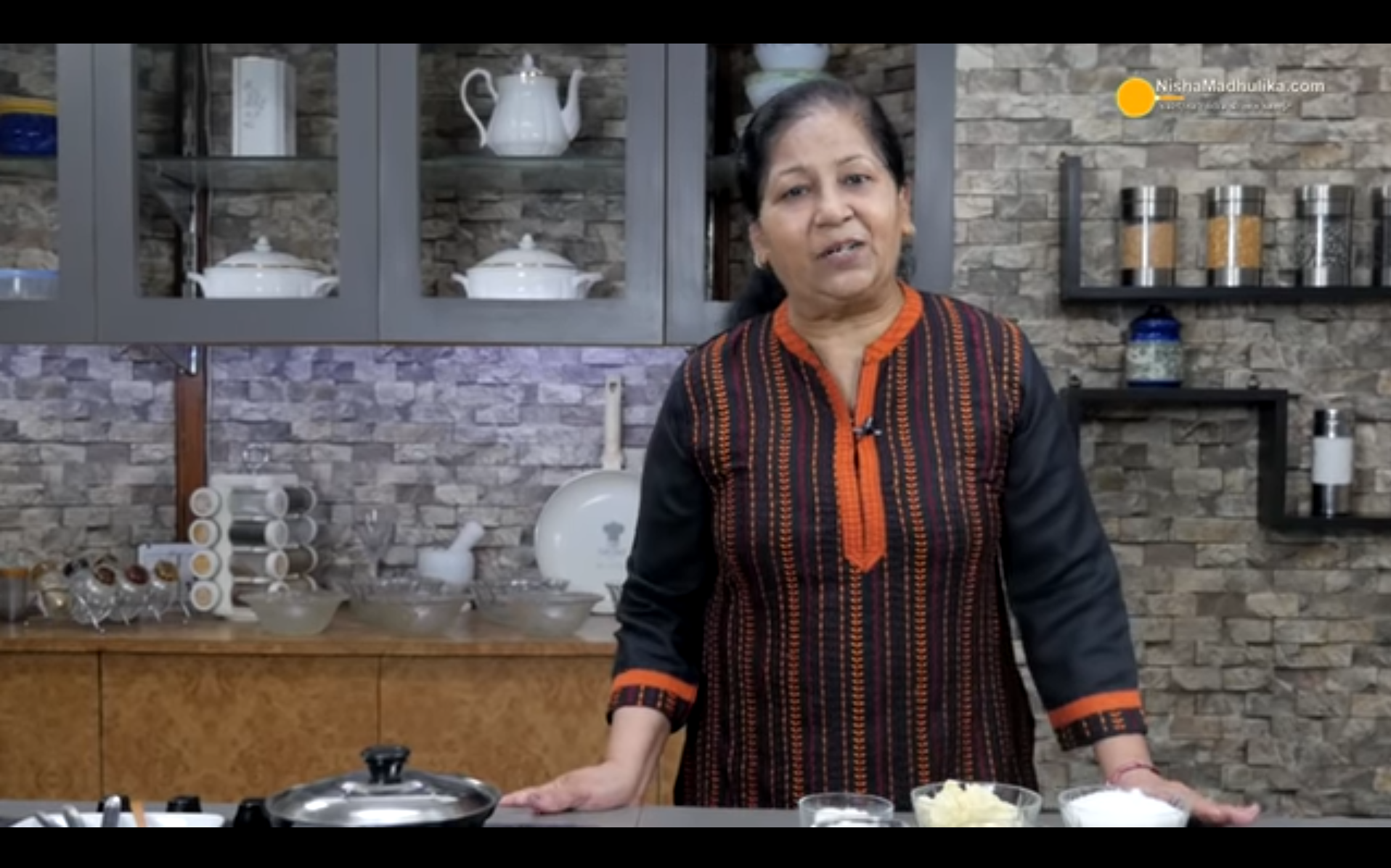 Nisha Madhulika de la chaîne éponyme.