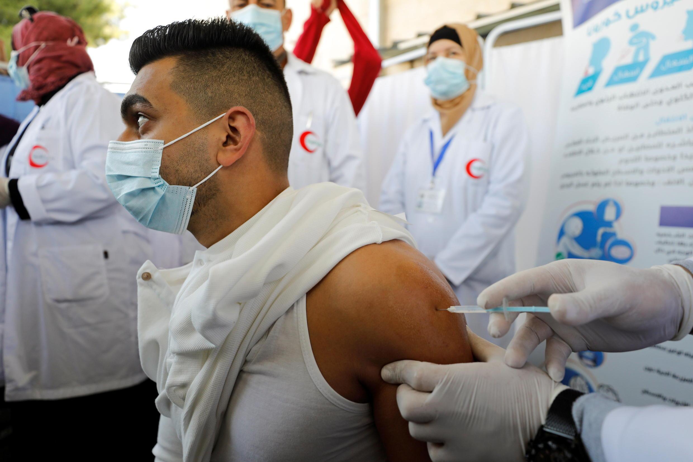 Vaccin Palestine Bethleem Moderna