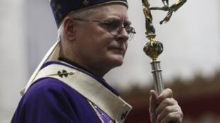 Arcebispo de São Paulo, Dom Odilo Pedro Scherer