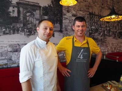法國年輕廚師托尼 ·布岱(Tony Beteille)推陳出新