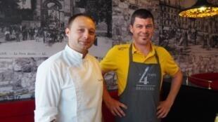 法国年轻厨师托尼 ·布岱(Tony Beteille)推陈出新