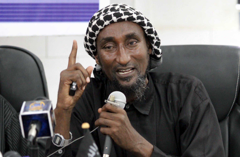Le leader shebab Mohamed Kuno, ou Mohamed Mohamud, désigné comme le cerveau de l'attaque de Garissa mené le 2 avril 2015.