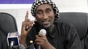 ម៉ូហាម៉េដ គូណូ Mohamed Kuno មេក្រុមអ៊ីស្លាមហ្សេបាប់សូម៉ាលី  ដែលជាអ្នកដឹកនាំការកាប់សម្លាប់មនុស្ស១៤៨នាក់ នៅកេនយ៉ា កាលពីថ្ងៃ ទី២ មេសា
