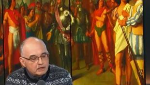 Serge Gruzinski, historiador, espacialista de América Latina y de Hernán Cortés invitado de Escala en París