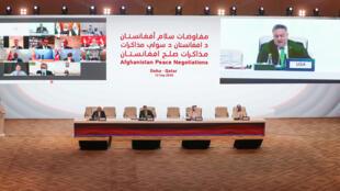 Negociações entre governo afegão e talibães em Doha para pôr fim a conflito que devastou o Afeganistão
