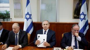 Israeli Prime Minister Benjamin Netanyahu, Jerusalem November 2016.