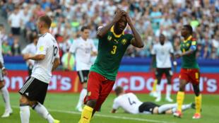 Zambo Anguissa et le Cameroun n'ont pas été au niveau de l'Allemagne