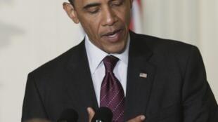 Барак Обама: Белый дом, 29 июня 2011