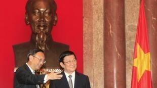 Ông Dương Khiết Trì đến Hà Nội để dự phiên họp của Ủy ban chỉ đạo về hợp tác song phương Việt–Trung - Reuters