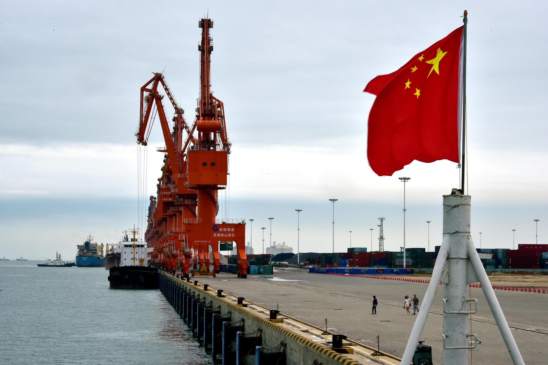La guerre commerciale avec les États-Unis plombe toujours l'économie chinoise.