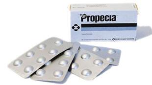O medicamento Propecia, à base de finasterida, é utilizado há mais de 20 anos no tratamento da calvície.
